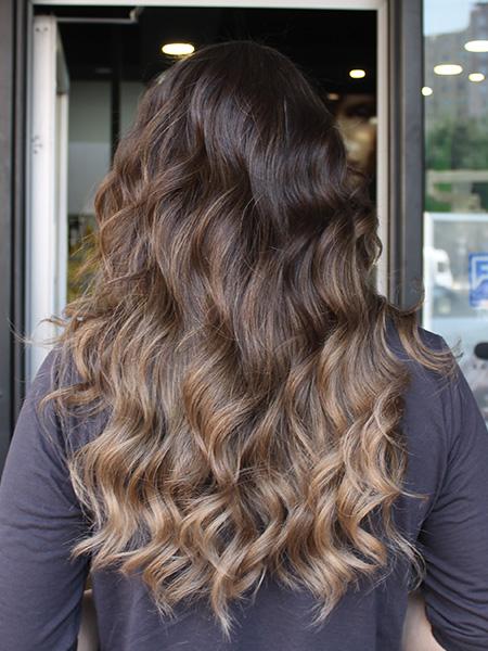Saçlar Için Ombre Yeni Nesil Renklendirme Ritueli
